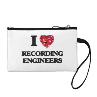 I love Recording Engineers Change Purse