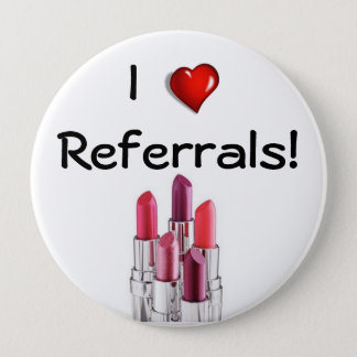 I Love Referrals Button