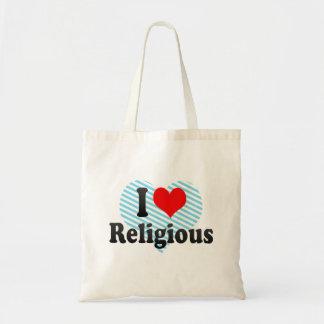 I love Religious Bag