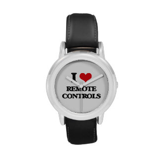 I Love Remote Controls Watches