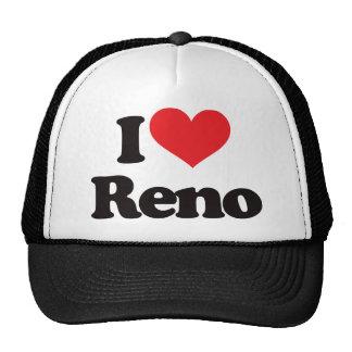 I Love Reno Cap