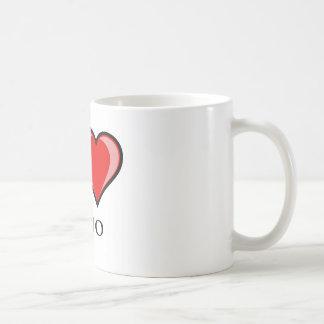 I Love Reno Coffee Mug