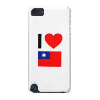 i love republic of china iPod touch 5G cover