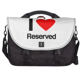 i love reserved commuter bags