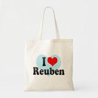 I love Reuben Bag