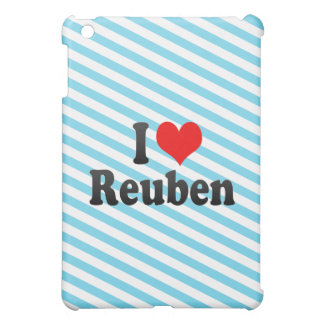 I love Reuben Cover For The iPad Mini
