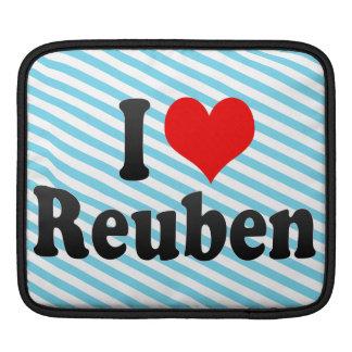 I love Reuben iPad Sleeve
