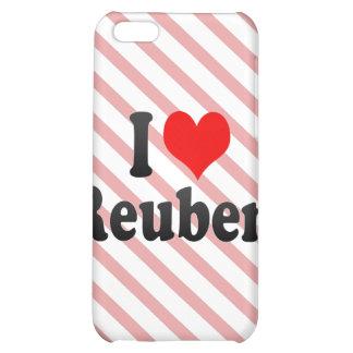 I love Reuben iPhone 5C Cases