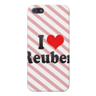I love Reuben iPhone 5 Cover