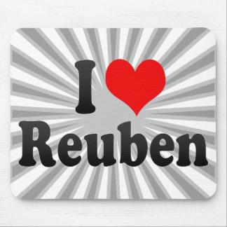 I love Reuben Mousepads