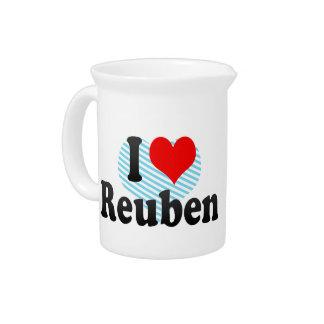 I love Reuben Drink Pitchers