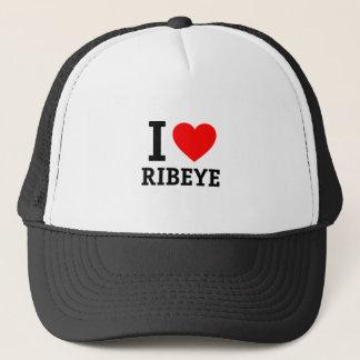 I Love Ribeye Trucker Hat