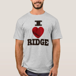 I Love Ridge T-Shirt