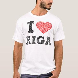 I Love Riga T-Shirt