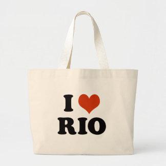 I love Rio Jumbo Tote Bag