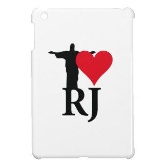 I Love River of Janerio Brazil Series Cover For The iPad Mini