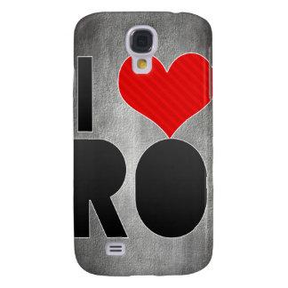 I Love RO Samsung Galaxy S4 Cover