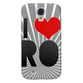 I Love RO Samsung Galaxy S4 Covers