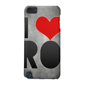 I Love RO iPod Touch (5th Generation) Cover