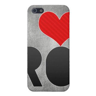 I Love RO iPhone 5 Cases