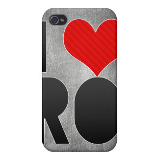 I Love RO Cases For iPhone 4