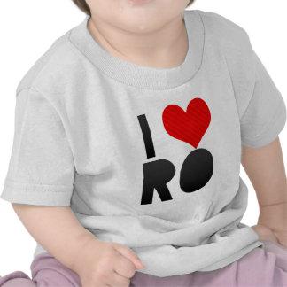 I Love RO Tees