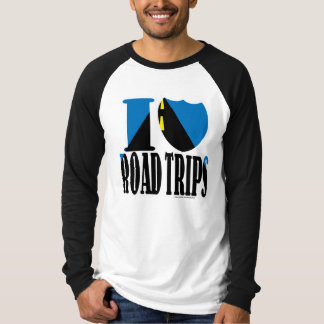 I love Roadtrips t-shirt