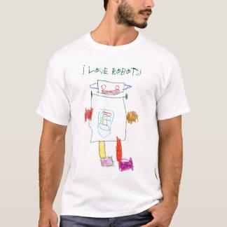 I love robots! T-Shirt