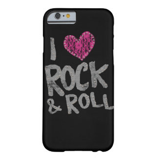 I Love Rock and Roll iphone 6 Case Barely There iPhone 6 Case