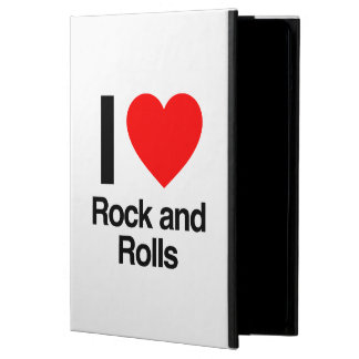 i love rock and rolls iPad air covers