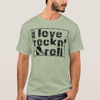 I love Rock n' roll for Men or boys T-Shirt