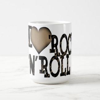 I love Rock 'N' Roll - Mugs