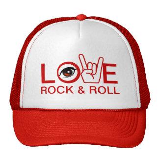 I Love Rock & Roll Cap