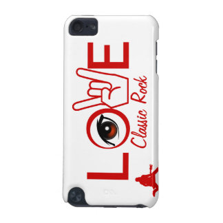 I Love Rock & Roll iPod Touch (5th Generation) Covers