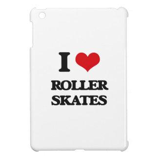 I Love Roller Skates iPad Mini Cover
