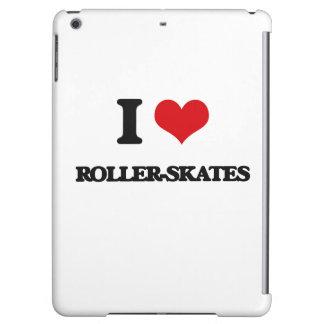 I Love Roller-Skates iPad Air Cases