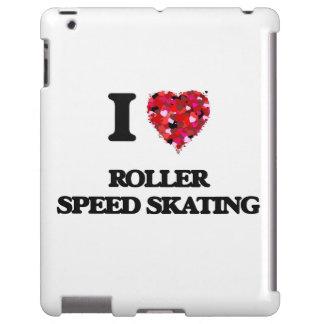 I Love Roller Speed Skating