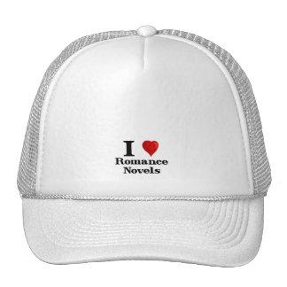 I Love Romance Novels Trucker Hat
