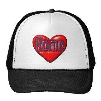 I Love Rome Cap
