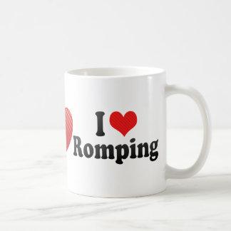 I Love Romping Coffee Mug