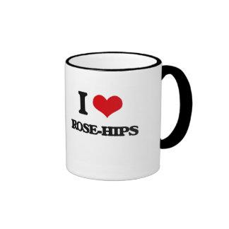 I Love Rose-Hips Mugs