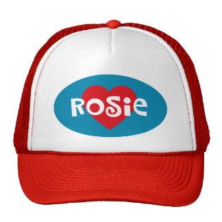 I Love Rosie Trucker Hat