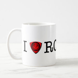 I love Rotary Engine Basic White Mug