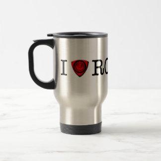 I love Rotary Engine Coffee Mug