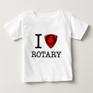 I love Rotary Engine T Shirt