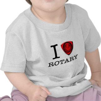 I love Rotary Engine Tees