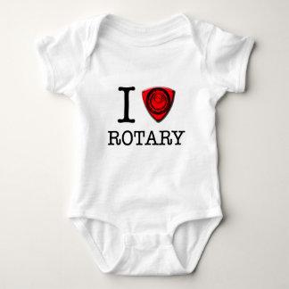 I love Rotary Engine Tshirts