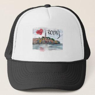 I love Rovinj Trucker Hat
