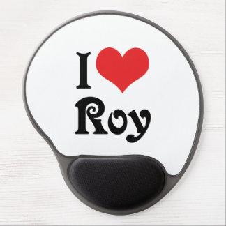 I Love Roy Gel Mouse Pad