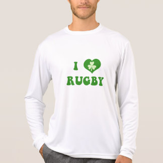 I Love Rugby Long Sleeve Shirt